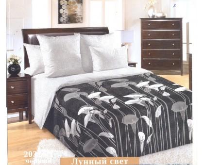 КПБ Пак 150 Комплект постельного белья Поплин 145гр/м2  Хлопок 100%