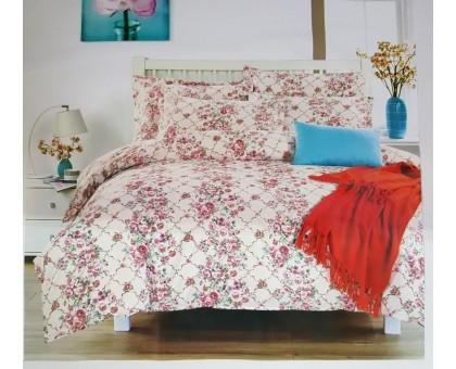Комплект постельного белья Сатин 145гр/м2  Хлопок 100% КПК6 KENZO