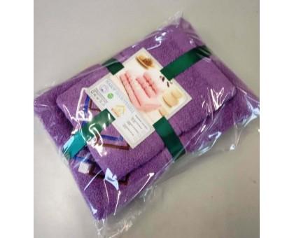 Набор полотенец махровых Домик 50*90/70*140 2 шт. Хлопок 100%