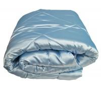 Одеяло стёганное ОВю140*205 Вата Хлопок 100% чехол атлас