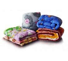 Одеяло стёганное ОВю140*205 Вата Хлопок 100% чехол ПЭ