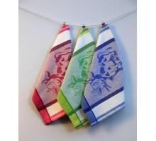 Комплект кухонных полотенец рогожа ПКЛ34 2 шт.