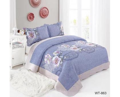 Одеяло Покрывало стёганое Облегченное Летнее ПСК10 150*200 см.