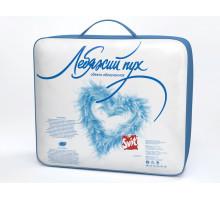 Одеяло холлофайбер ОХс150 Лебяжий пух 200 гр/м2 145*205 см.