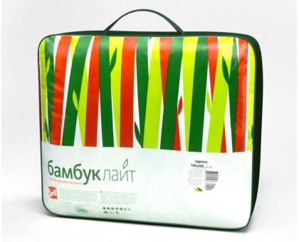 Одеяло бамбук ОБ180 Бамбук 200 гр./м2 175*205 см. Лайт