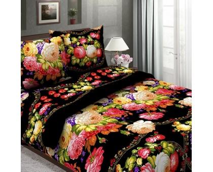 Комплект постельного белья Традиция КПБ 2,0 спальный Бязь 145 гр/м2 Хлопок 100%