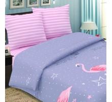 Pastel 1,5 спальный  Комплект постельного белья Поплин145 гр/м2 Хлопок 100%