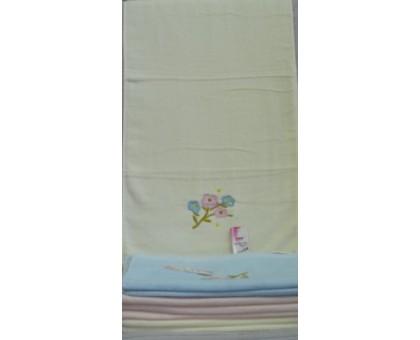Полотенце махровое ручное РВ104 10 шт. 35*70 см.