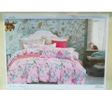 Комплект постельного белья КПК23 Сатин 145гр/м2  Хлопок 100%