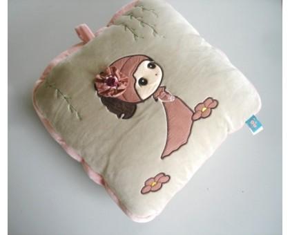 Подушка/одеяло трансформер ПХК309-30 100*180см.