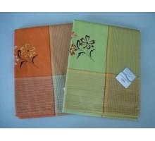 Скатерть текстильная Лён СКТб120*160 VeVe 120*160 см.