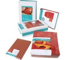 Комплект постельного белья Home Mania 1,5 сп. Сатин 145 гр/м2 Хлопок 100%