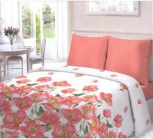 КПБ Пак Евро 200 Комплект постельного белья Поплин 145гр/м2  Хлопок 100%
