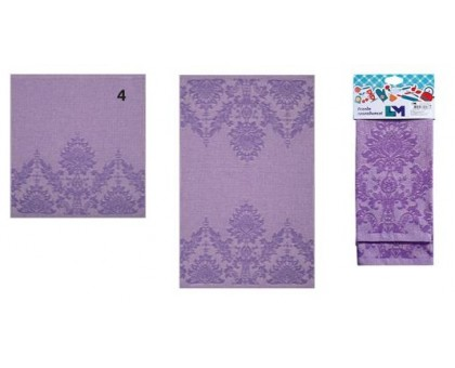 Комплект кухонных текстильных полотенец КД574*2шт. -2133 40*70 см. Хлопок 100%