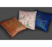 Подушка диванная с транферной печатью ПД-АП 50*50 см.