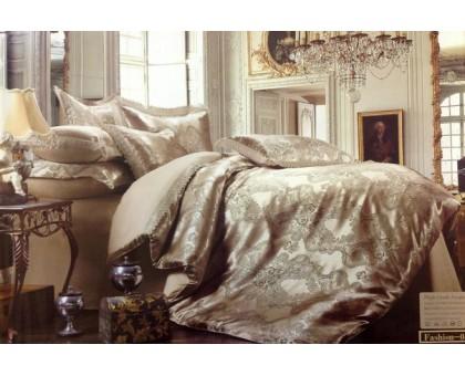 Комплект постельного белья КПК33 Blumarine Кружево Сатин 145гр/м2  Хлопок 100%