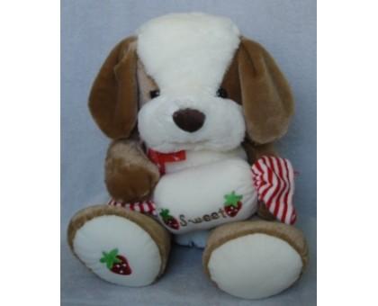 ПХК306-19 Собака в юбке 25 см.