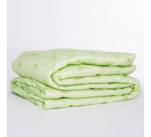 Одеяло стёганое с наполнителем из Бамбука. Чехол Полиэстер. Вес 200 гр./м2. ОБ2,0