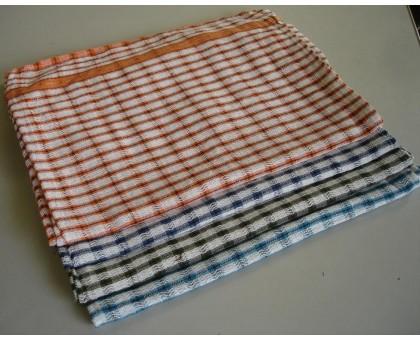 Кухонное вафельное полотенце ПКВ3 12 шт. 38*60 см. Хлопок 100%