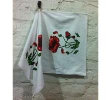 Кухонное махровое полотенце с Крючком Хлопок 100% КГ4