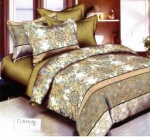Комплект постельного белья ИВ-П-40 Сатин 145гр/м2  Хлопок 100%