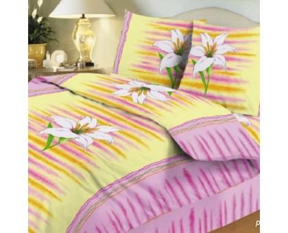 Комплект постельного белья Павлина 3D 1,5 Бязь 145 гр/м2