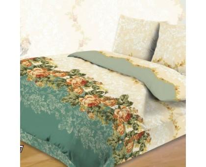 Павлина Полипоплин Евро Комплект постельного белья Поплин 145гр/м2  Хлопок 100%