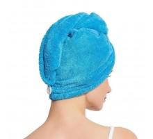 СЧ5 Чалма махровая для сушки волос