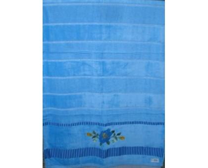 Полотенце банное махровое БГ305 75*150 см. Хлопок 100%
