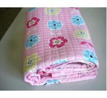 Покрывало Одеяло Летнее стёганное 200*230 см. ПСК8