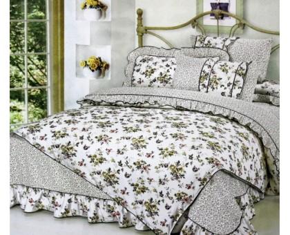 Комплект постельного белья КПК13 Сатин 145гр/м2  Хлопок 100%
