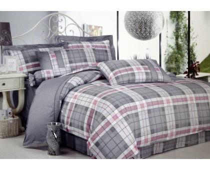 Комплект постельного белья КПК14+1 наволочка ПолиСатин 145гр/м2  Хлопок 100%