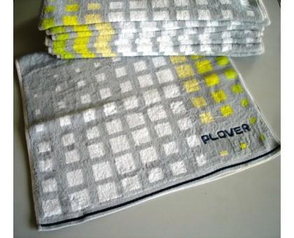Комплект Полотенце махровое лицевое ЛП206 10шт. 50*100 см. Хлопок 100%