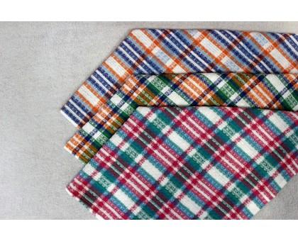 Кухонное льняное полотенце ПКЛ1 20шт. 40*70 см. Хлопок 60% Лен 40%