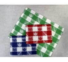 Кухонное льняное полотенце