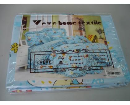 Комплект детского постельного белья Sweet dream 120*160/120*160/30*50 см.