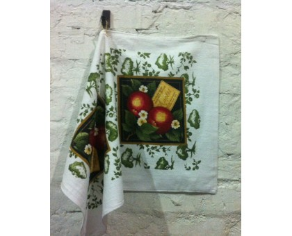 Кухонное махровое полотенце с Крючком Хлопок 100% КГ4 10 шт.