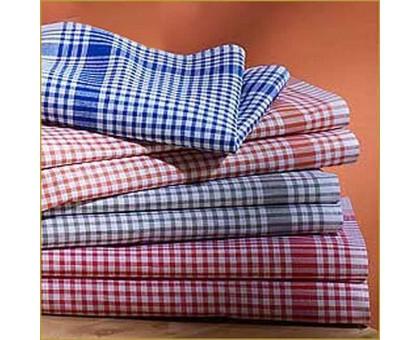 Кухонные вафельные полотенца ПКв4 8 шт. 42*60 см. Хлопок 100%