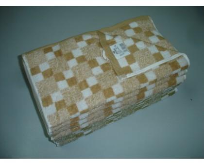 Полотенце махровое ручное пестротканое Loftex 649602 32*70 см.