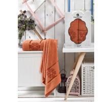 DAMASK 9292 Набор махровых полотенец 2х предметный