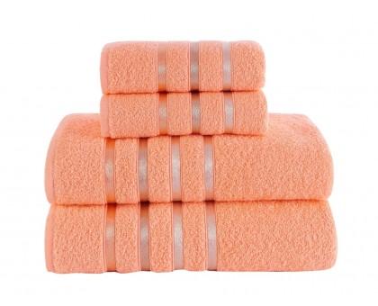 Набор махровых полотенец (50*80*2шт./70*140*2 шт.) BALE Set 4 pcs