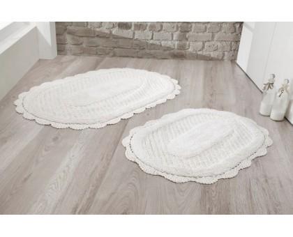 Набор Ковриков ножных для ванной 2 шт. LOKAL 60*100, 50*70 см.